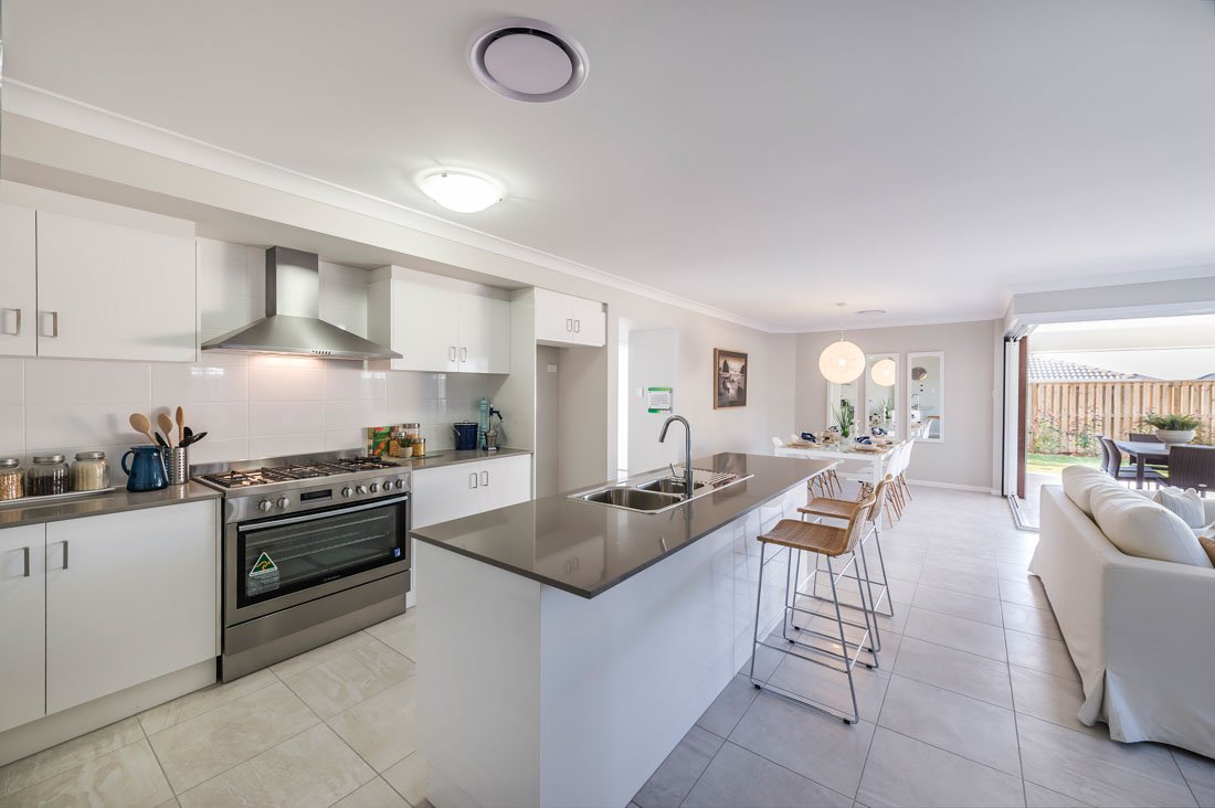 Avoca Display Home - View of Kitchen