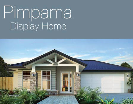 Pimpama Display Home from Stroud Homes