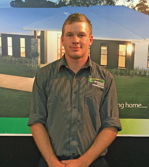 Patrick from Stroud Homes Toowoomba