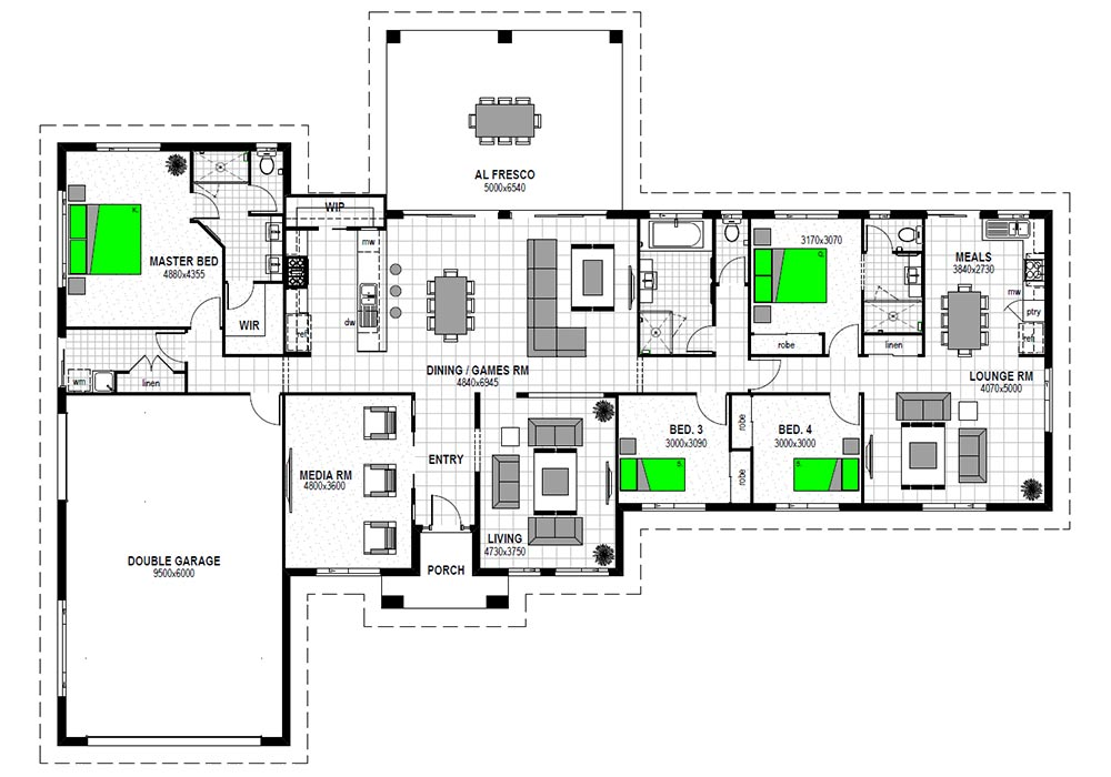 Kentucky_260_&_Granny_Flat_Floor_Plan