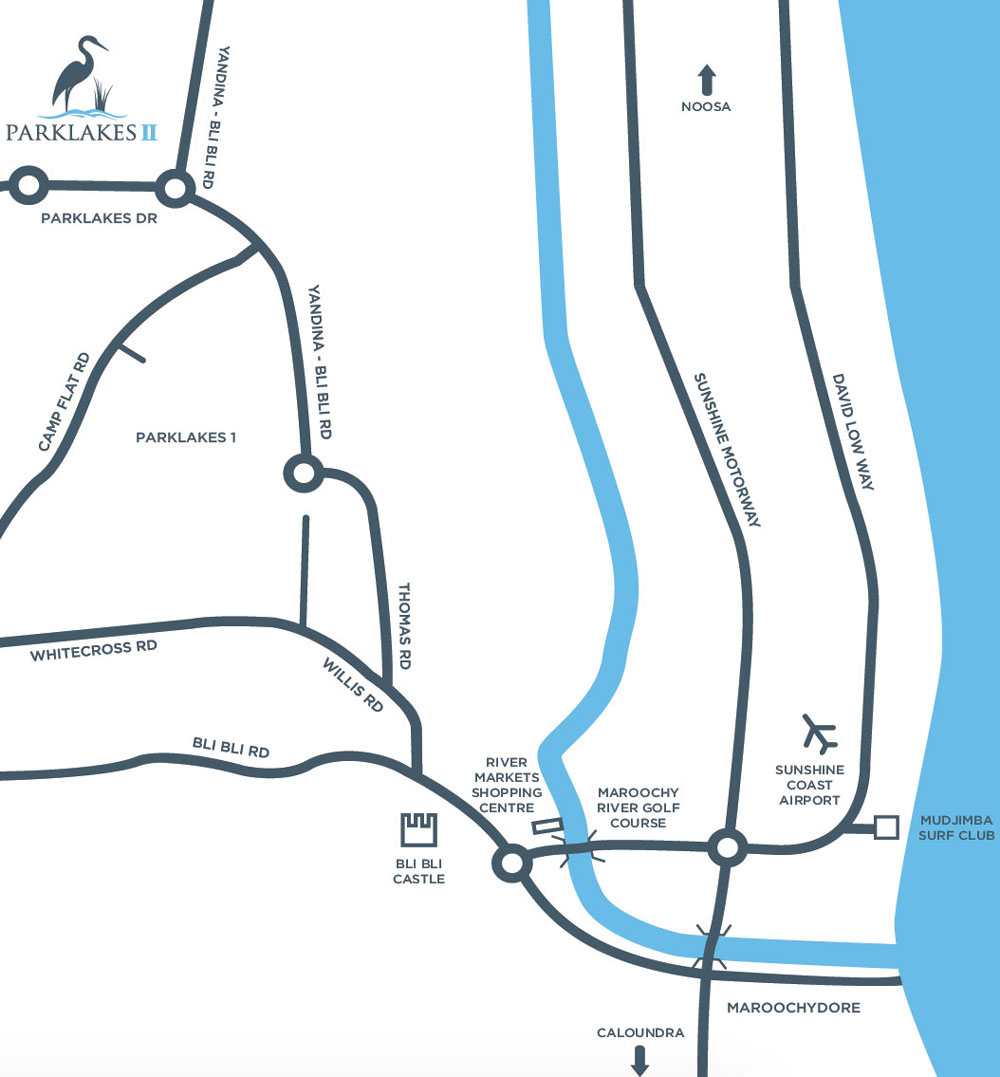 Parklakes_II_Directions_Map_SC