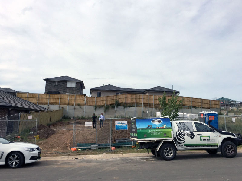 Building on a Sloping Block | Stroud Homes