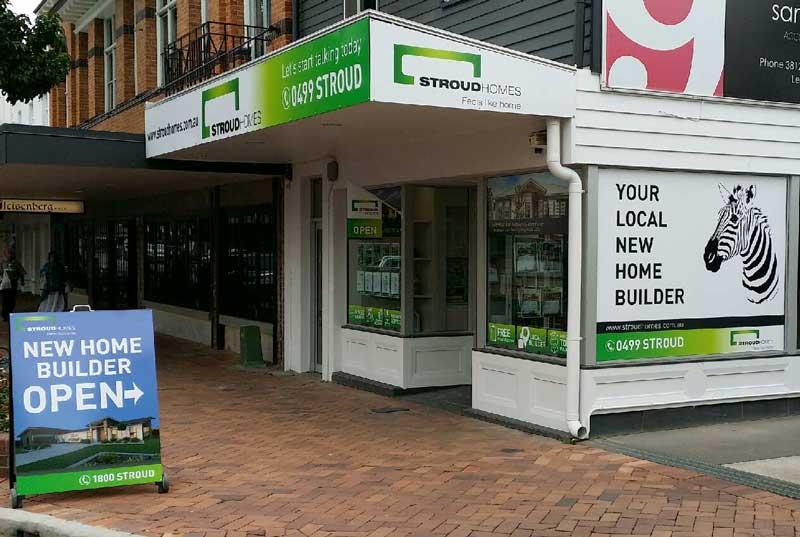 Brisbane West Display Centre Street