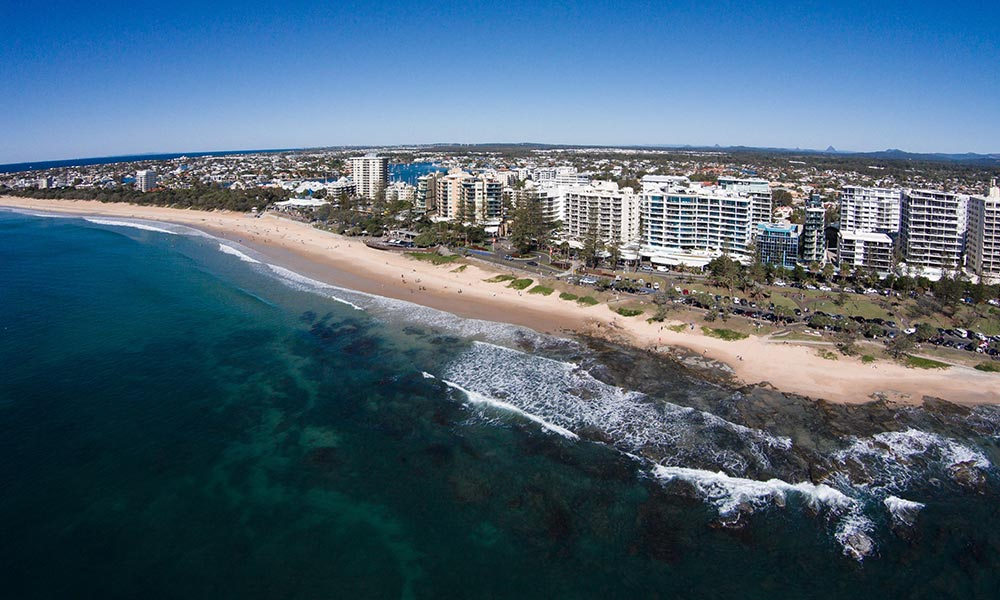 Sunshine Coast High Rise