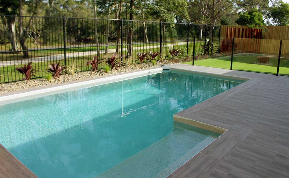 Ballina Display Home Pool
