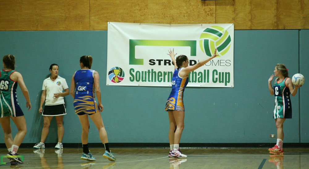 Stroud Southern Netball Cup-8