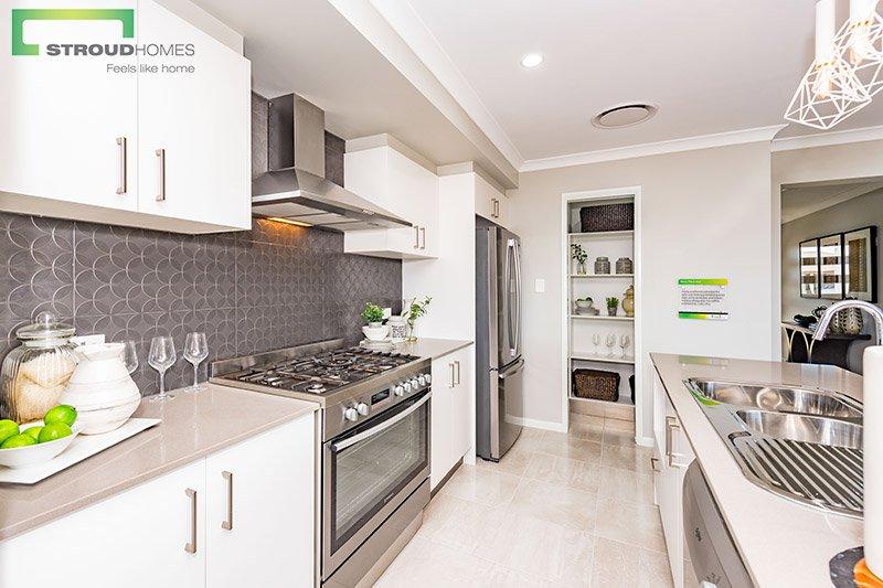 Wide Bay Wildflower 190 Display Home Kitchen