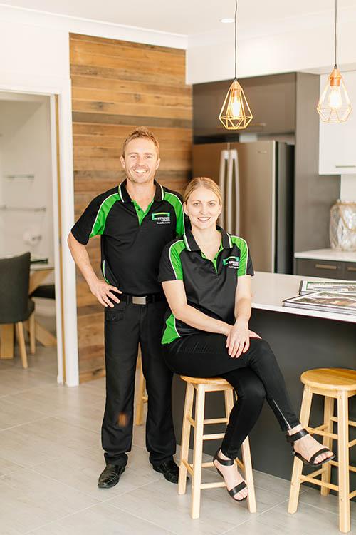 Mr & Mrs Freeman - Port Macquarie builders