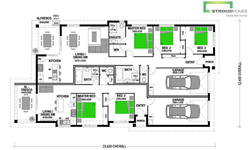 Chez_Duo_252_Floor_Plan_July_2015. Chez Duo 252 Dual Occupancy ...