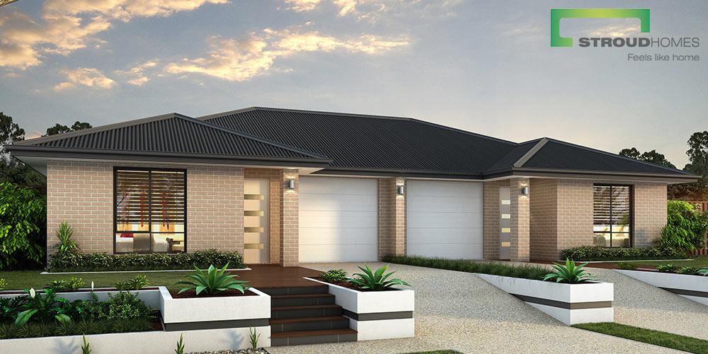Cammeray 306 Duplex House Design