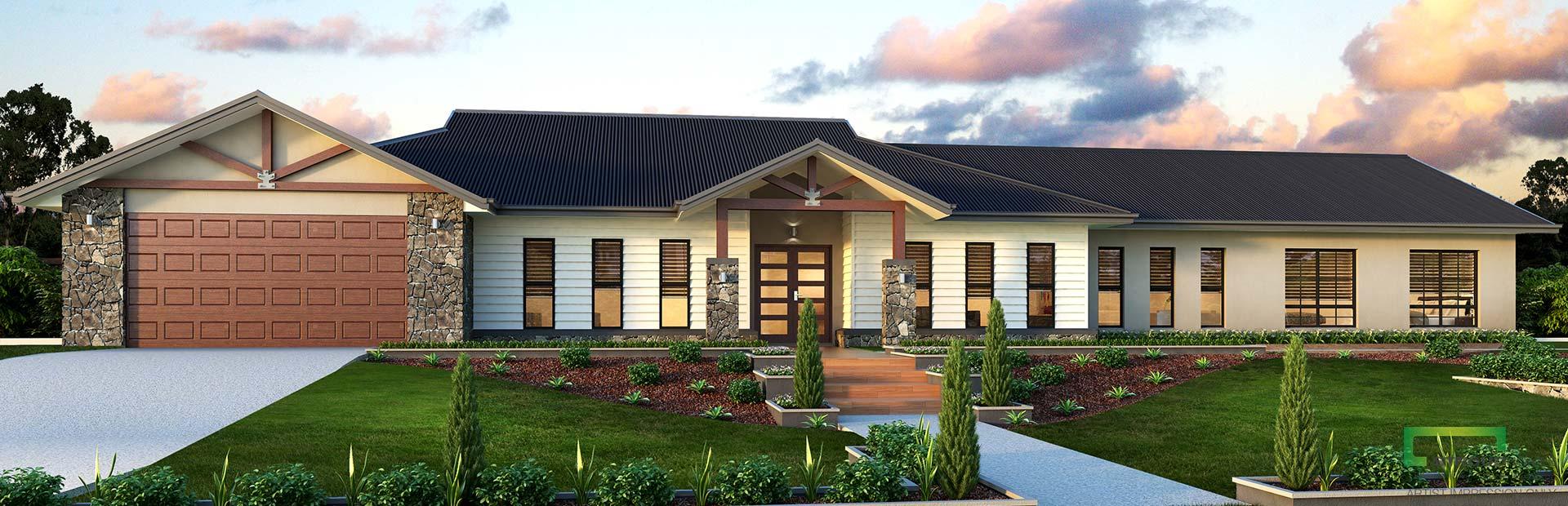 Stroud Homes Kentucky 348
