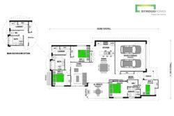 Alfred 190 Floor Plan