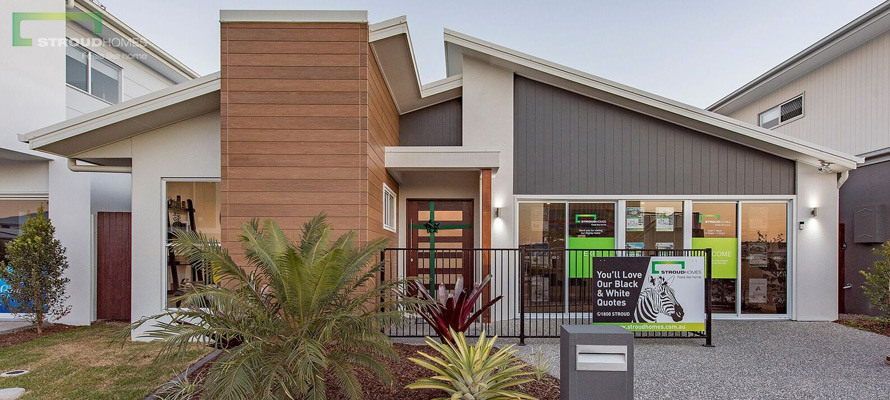 Stroud Homes Bells Creek Display Home