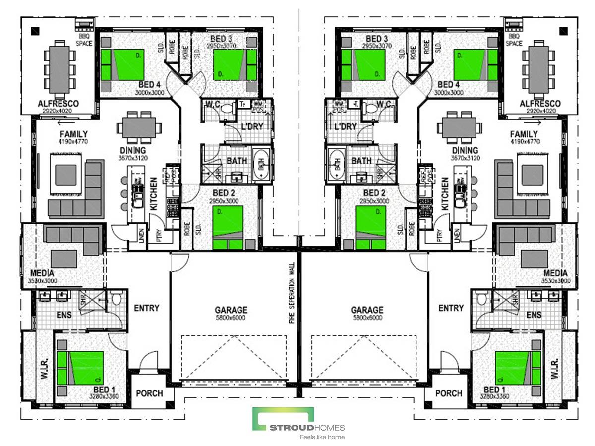 Chinchilla 396 Floor Plan