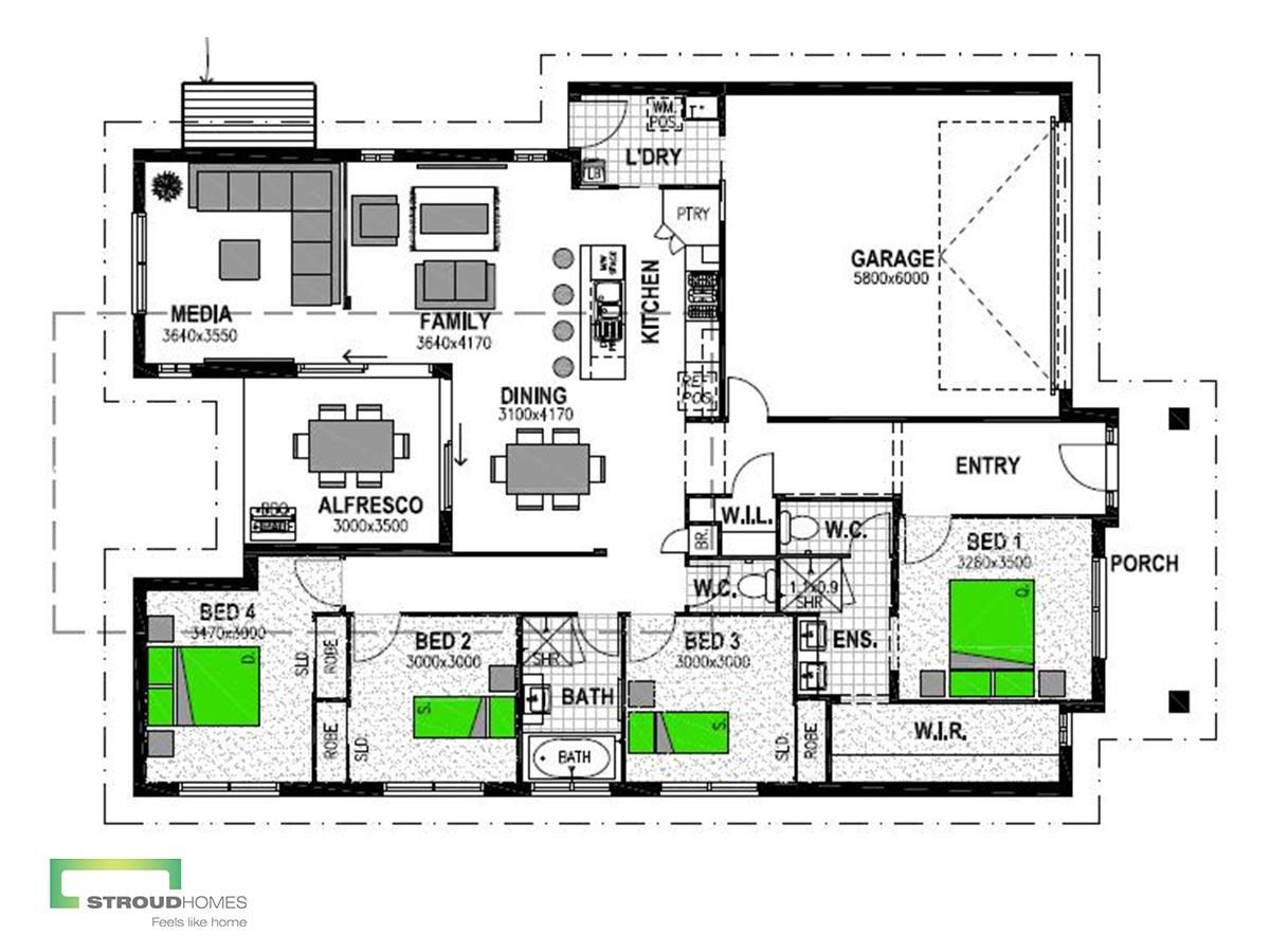 Como 210 Floor Plan