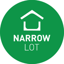 Narrow Lot Logo