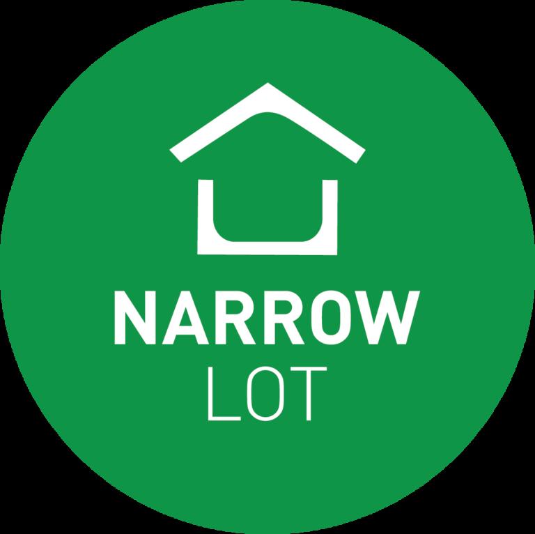 Narrow Lot Logo
