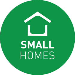Small Homes Logo