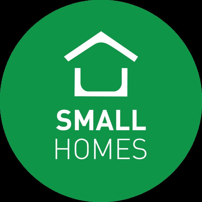 Small Homes Logo