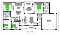 Springleigh 204 Floor Plan