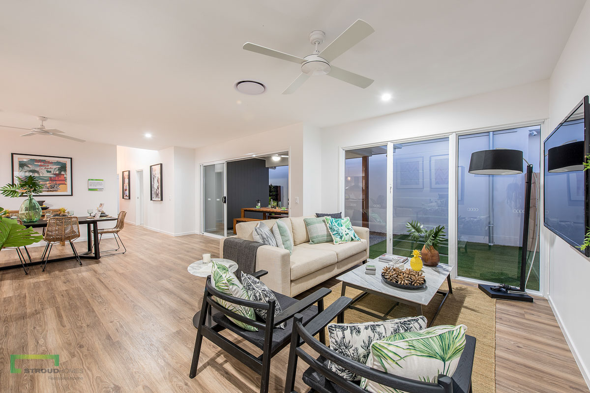 Stroud Homes Alfred 190 Dining Sunshine Coast Display Home