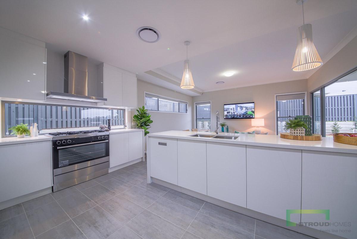 Stroud Home kitchen design