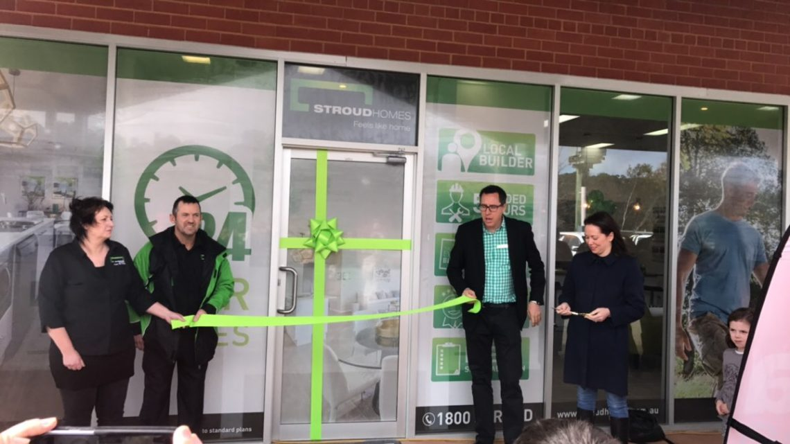 Stroud Homes Melboure North Opening4