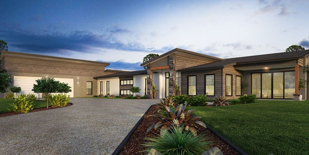 Stroud Homes Sunshine Coast Master Builders Association Awards for the Montego 380 image