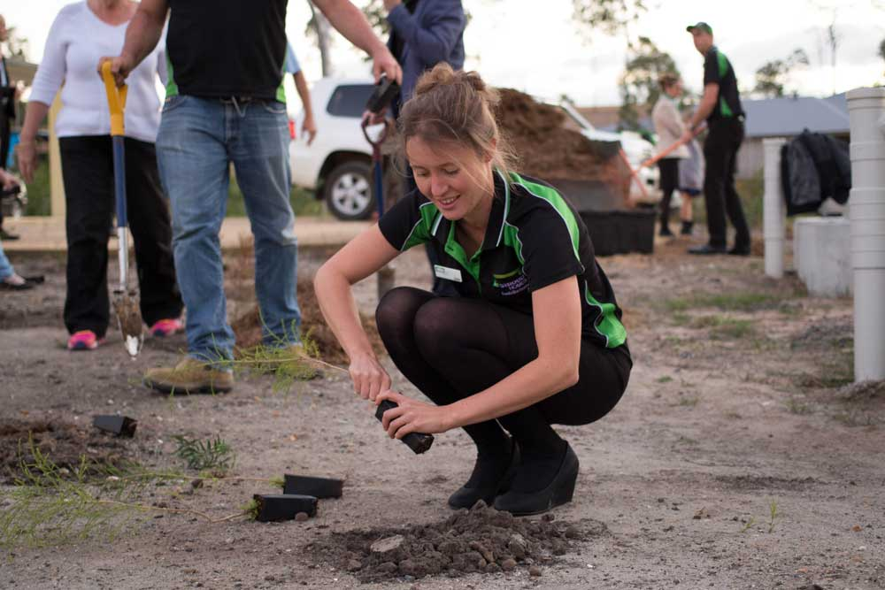 Stroud-Homes-Tree-Planting-Jimboomba-Woods-1