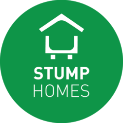 Stump Homes Logo