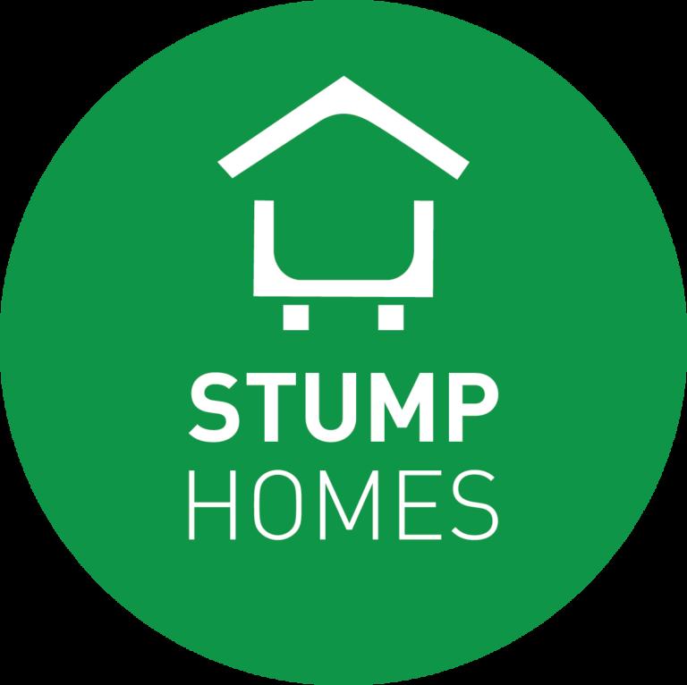 Stump Homes Logo