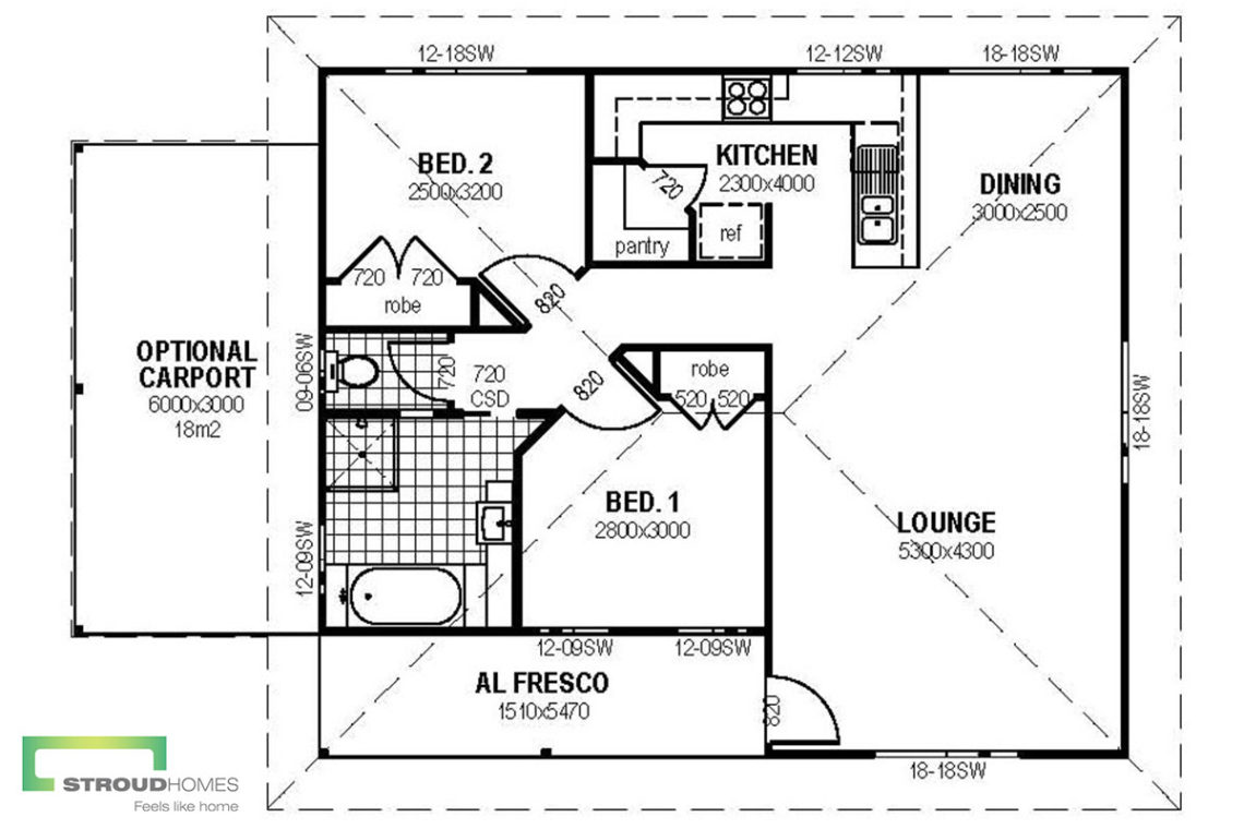 The-Ella-Granny-Flat-Floor-Plan