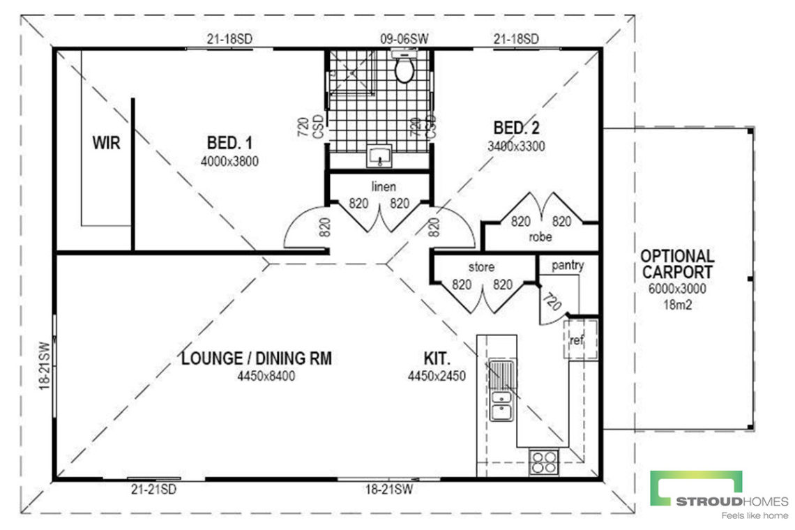 The-Eve-Granny-Flat-Floor-Plan