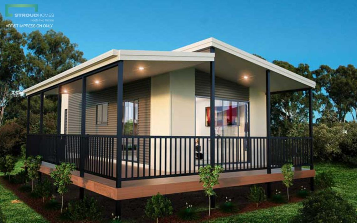The Maroon Cottage Granny Flat