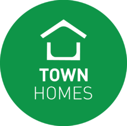 Town Homes Logo