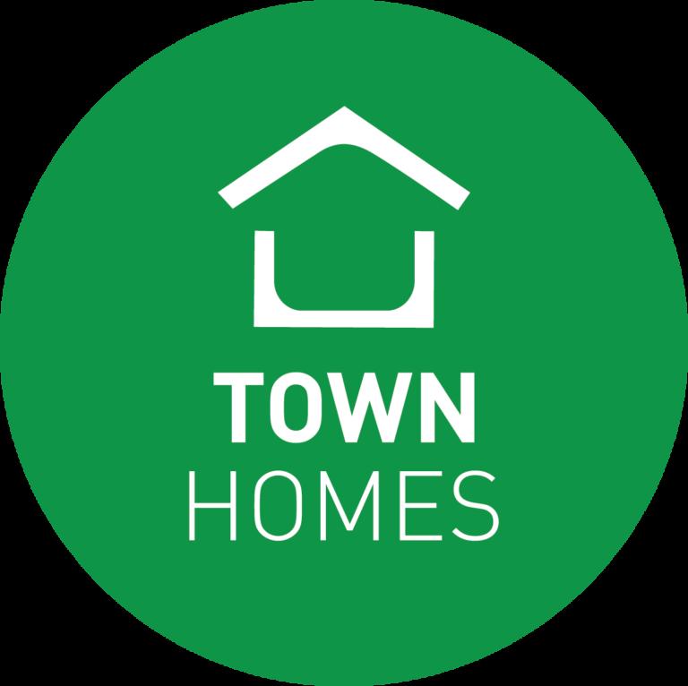 Town Homes Logo