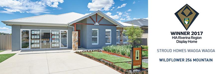 Stroud Homes Wagga Wagga HIA Award for the Wildflower 256