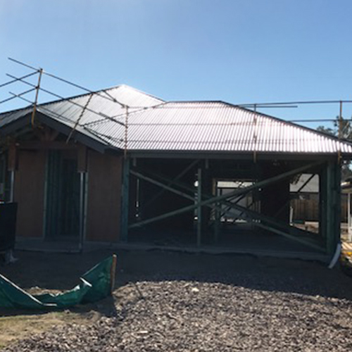 Brisbane-South-Flagstone-Display-Home-Progress-4-roof