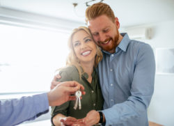 First-Home-Buyers-Keys