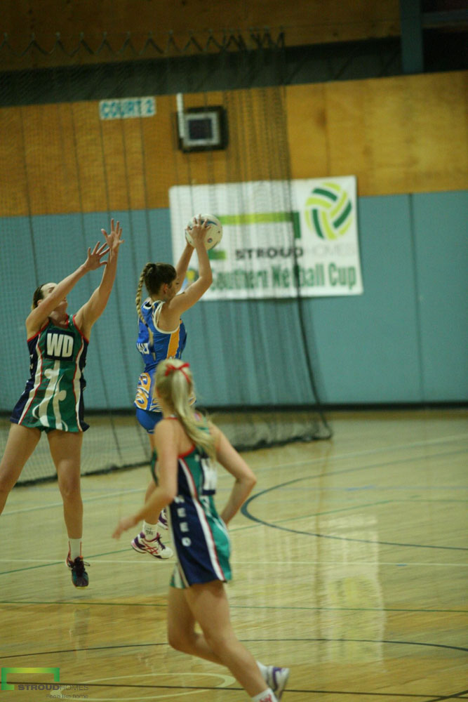 Stroud Southern Netball Cup-2