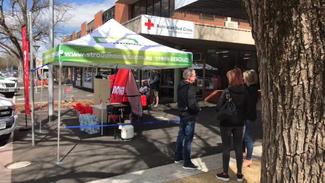 Stroud-Homes-Melbourne_North-West-Opening-Day-Marquee