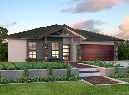 Stroud Homes Wide Bay HIA Award Commendation Custom Build Savannah 262 image