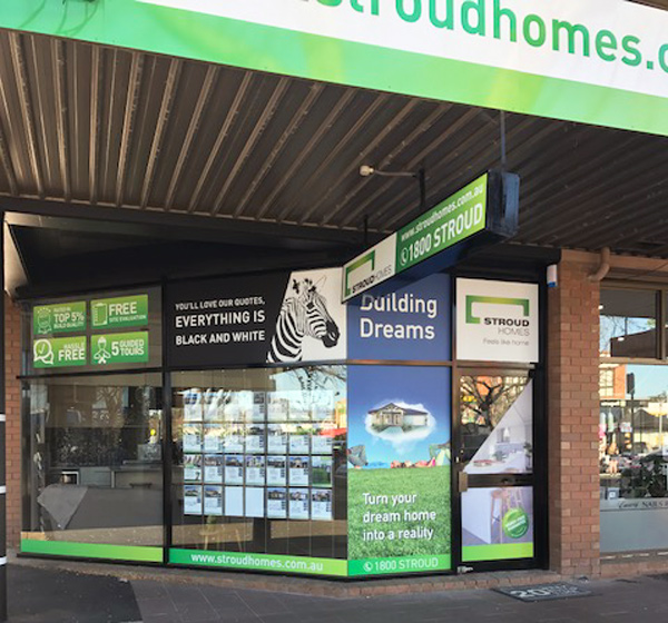 Stroud Homes Melbourne North West Display Home
