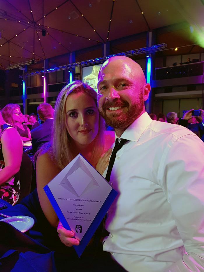 Stroud Brisbane South Kentucky 304 HIA Award