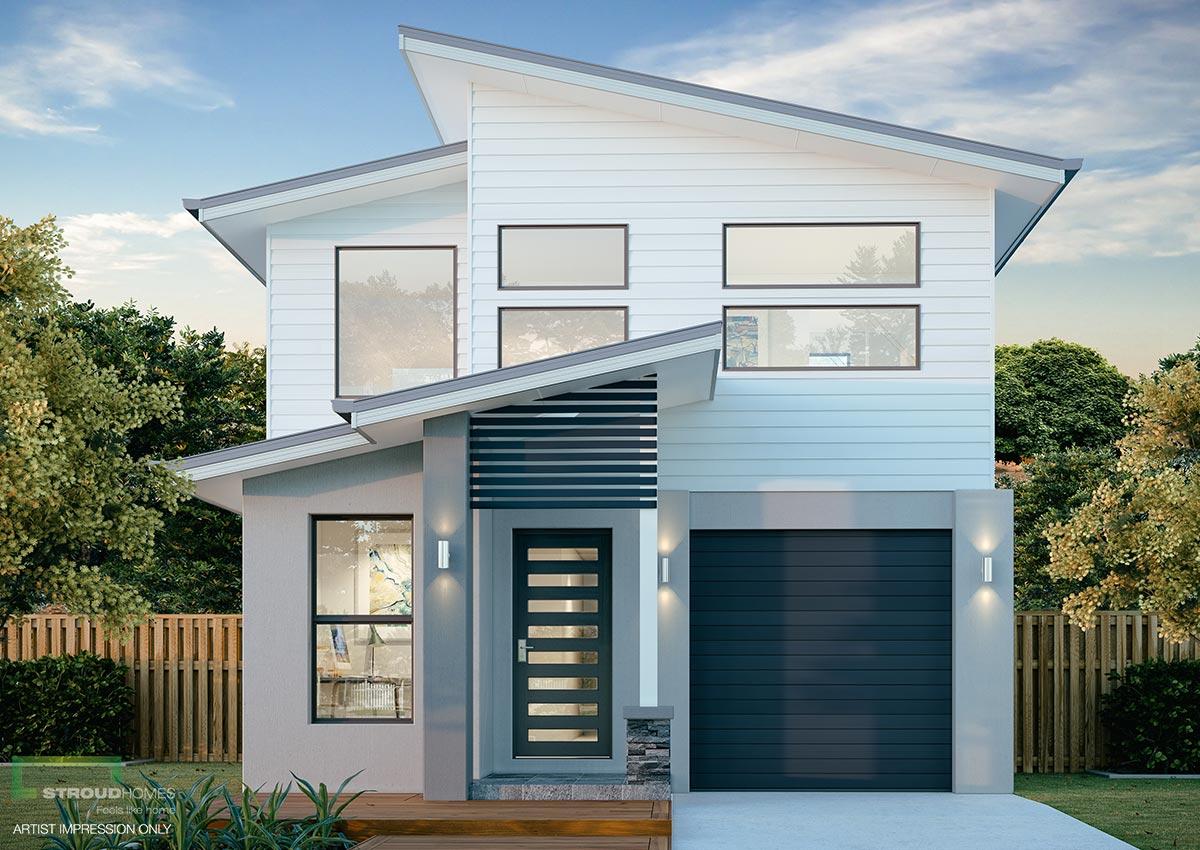 Wilton 209 Home Design | Stroud Homes