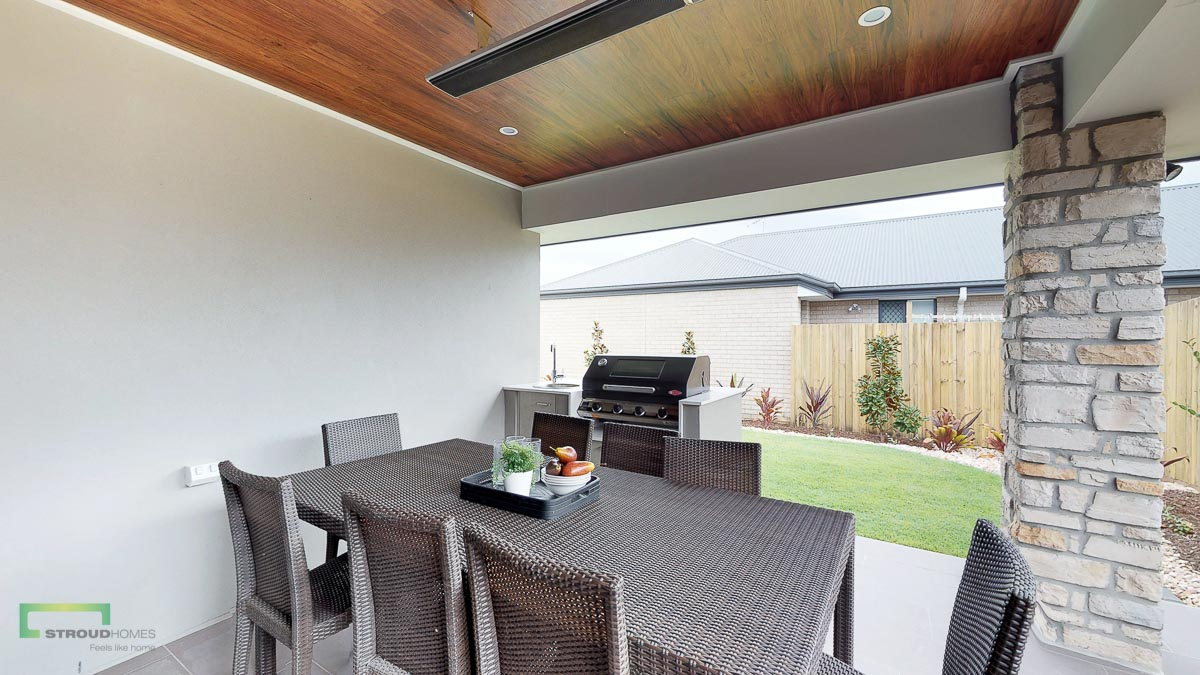 Flagstone Display Home Brisbane South | Stroud Homes
