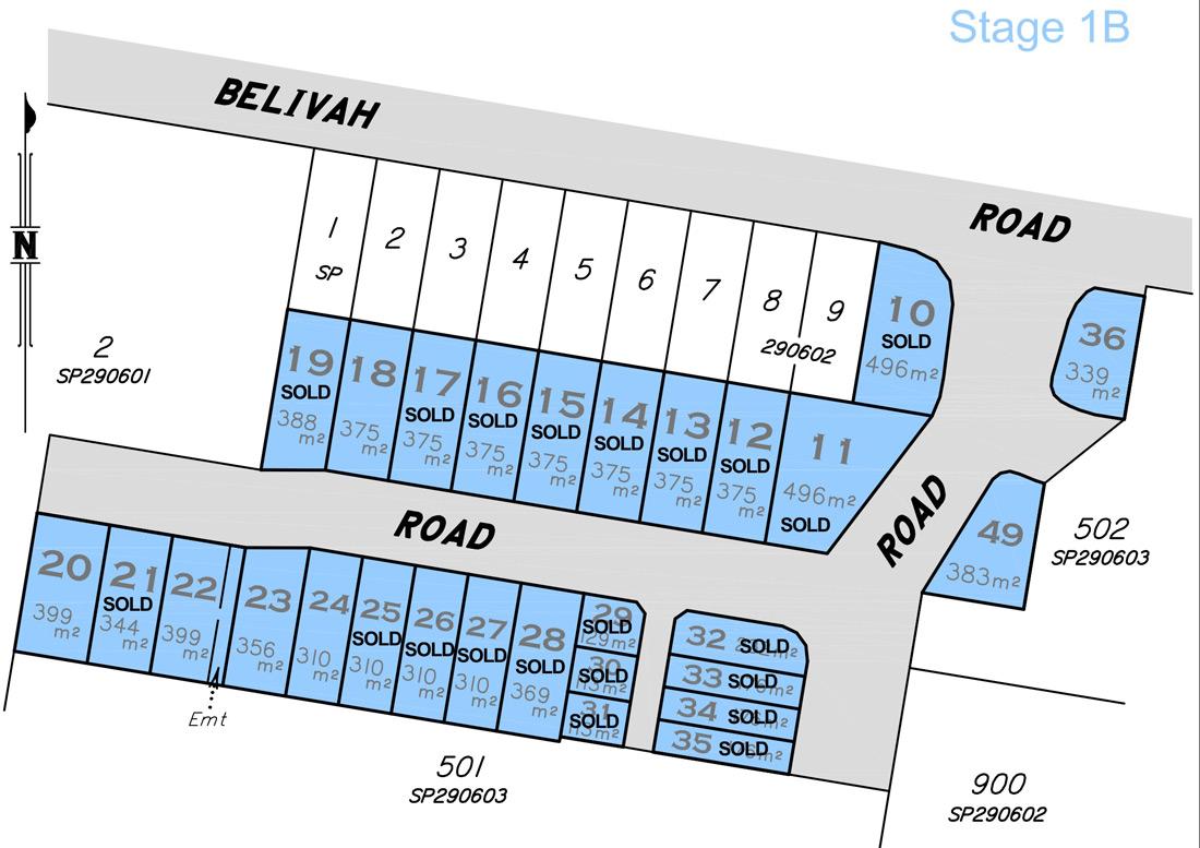 Davidsons at Belivah Stage 1B