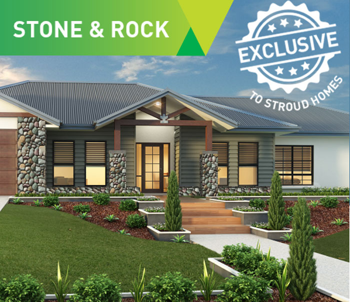 Stone and Rock facade Options