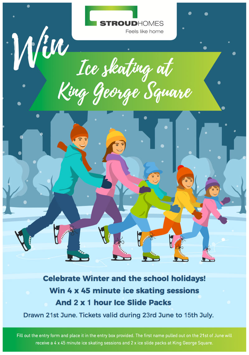 Stroud-Homes-Brisban-South-Ice-skating-King-George-Square-Competition