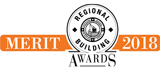 Stroud Homes Northern Rivers MBA Regional Award Merit for Wildflower 216 award logo